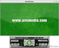 AVS DVD Player FREE screenshot